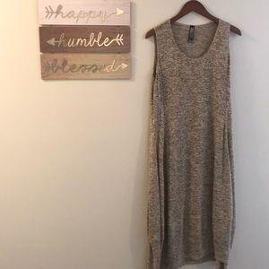 Marla Wynne Jersey Knit Mid Balloon Dress